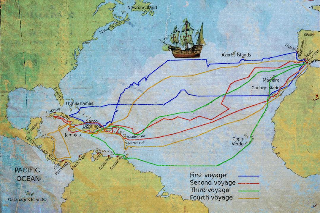 columbus-voyage